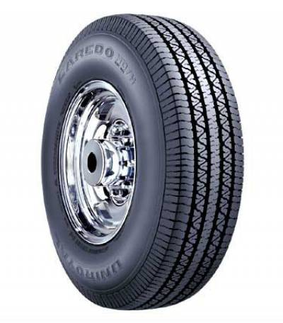 Image of a Uniroyal 115/112S LRE LAREDO HD/H BSW tire, which can be found at Active Green + Ross in Toronto, ON