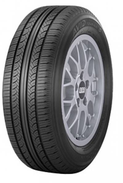 Image of a Yokohama AVID TOURING S tire, which can be found at Active Green + Ross in Toronto, ON