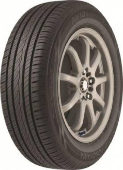 Image of a Yokohama Ascend tire, which can be found at Active Green + Ross in Toronto, ON