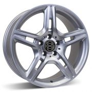 ALLOY WHEEL BALANCE 18x8.5 5-112